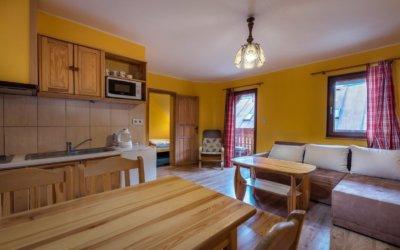 Apartamenty Terchova