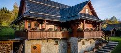 Resort Uhorčík – Domek Chata Iľčík