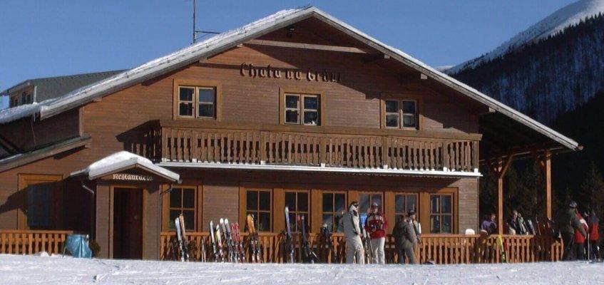 Skiing in Vratna