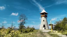 Observation Tower on Bobovec Hill