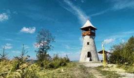 Vyhliadkové veže – Bobovec, Dubeň, Strečno, Terchová