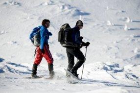 Lyžovanie a zimná dovolenka