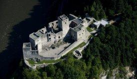 Zamek Strečno