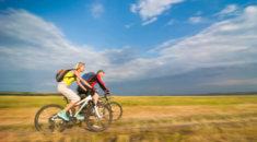 Trasa rowerowa Ciężka  100 - ka