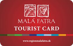 MAŁA FATRA Touristic Card