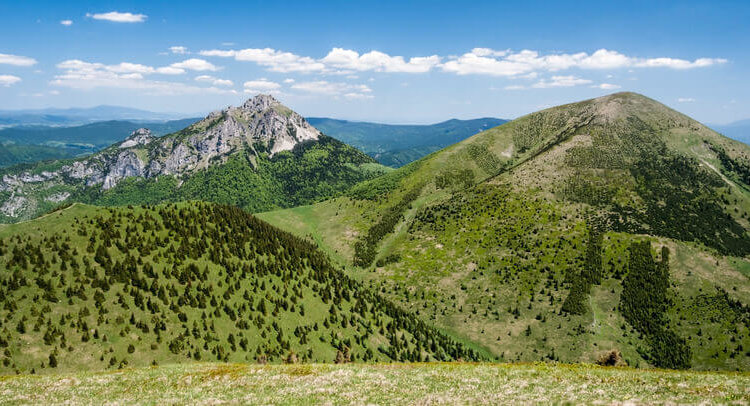 National park of Malá Fatra